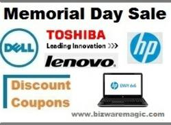 Memorial Day Sales & Offers