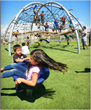 EasTurf brings new playground surface to Kids Expo