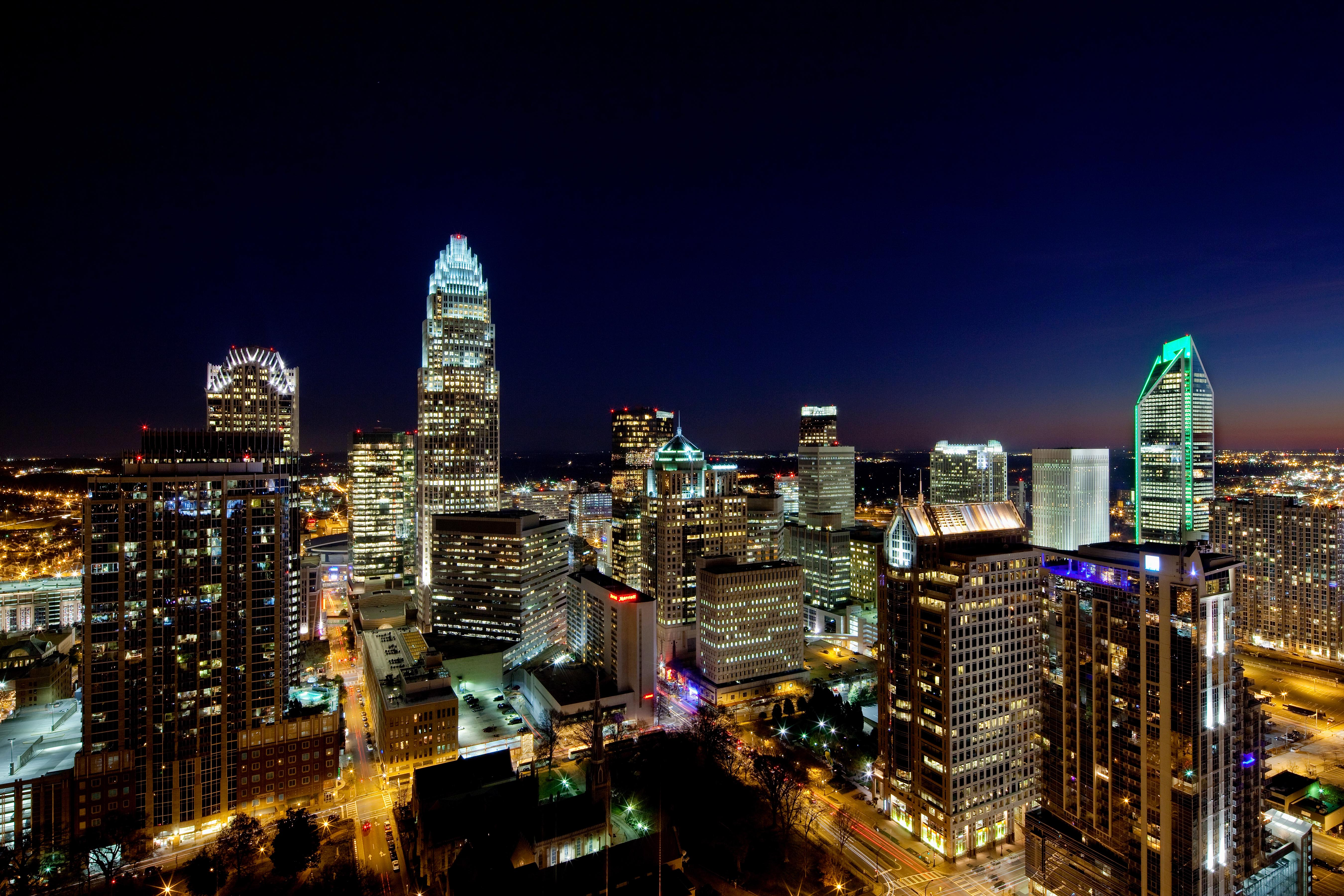 charlotte in sex and the city in North Carolina