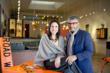 Allison and Ivan Barnett of Santa Fe's Patina Gallery