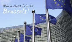 Win a class trip to Brussels