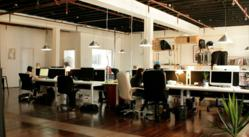 A look inside the Desk x Space co-working space