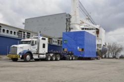 Heavy Haul, Heavy Equipment Moves, Flatbed trucking company