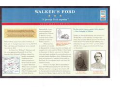 Walker's Ford Marker