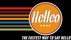 Helleo, the fastest way to say Hello