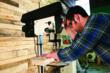 For accurate drilling, consider JET's 17 in. Drill Press