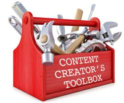 Content Creator's Toolbox by Resonance Content Marketing