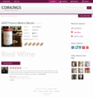 corkings wine page
