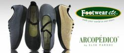 Arcopedico Shoes, Sandals and Clogs for Women at Footwear etc.