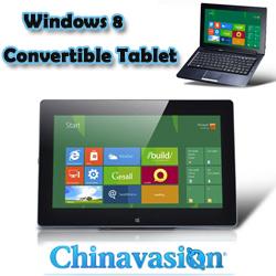 Chinavasion Windows 8 Convertible Tablet