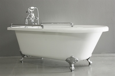 Baths Of Distinction Now Offers A New Clawfoot Tub