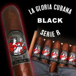 La Gloria Cubana Serie R Black Cigars