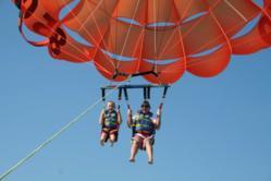 Parasailing in Destin, FL