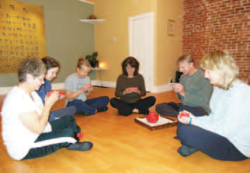 dahn yoga community, dahn yoga studio, yoga franchise