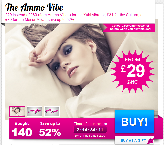 Wowcher: Ammo Vibes Launch Digital Campaign With Click Tap Media