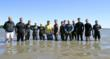 Peace Frogs Annual Bank to Bank Charity Swim Raises Thousands to...