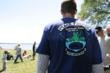 The Peace Frogs Bank-to-Bank Swim raises money for children's charities in Tidewater, Va.
