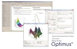 Multi Objective Design Optimization Software Optimus Powers Maple Global Optimization Toolbox