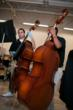 Christel House Academy students in strings class