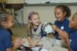 Christel House Academy students in music class