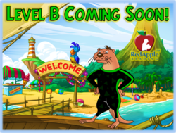 Red Apple Reading - Level B Coming Soon