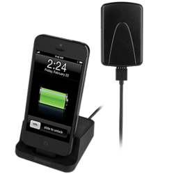 The Kensington Desktop Charger for iPhone 5