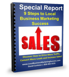 Free Guide - 9 Steps to Local Internet Marketing Success