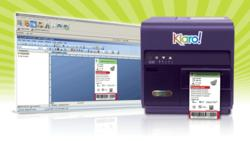 QuickLabel's Kiaro! label printer and Innovatum's ROBAR software for UDI label printing
