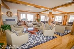 The Highland Sitting Room at Keltic Lodge