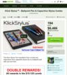 Klick Stylus Pen on Kickstarter