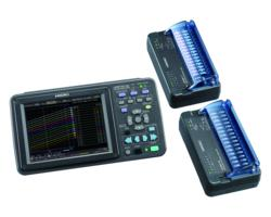 Wireless Data Logger Captures 105 Channels Simultaneously | LR8410-20 | Hioki