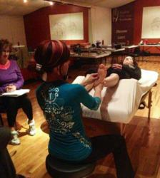 Hands on Training makes the Difference at Aspen Massage Institute