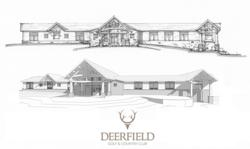 Design plans, which include timber frame elements, are well under way at New Energy Works for the renovation of Deerfield Golf & Country Club in Brockport, New York.