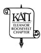 Charter Members of Eleanor Roosevelt Chapter of Kappa Delta Pi Chosen