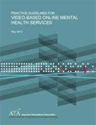 Practice Guidelines for Video-Based Online Mental Health Services
