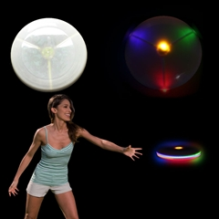 LED Flying Disc from Windy City Novelties