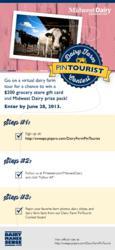 Dairy Farm PinTourist Contest