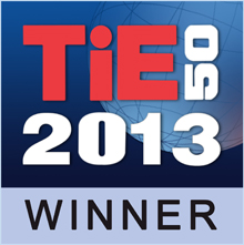2013 TiE50 Winner