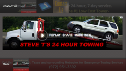 Towing, Ft Worth, 911, roadside assistance, wrecker, accident