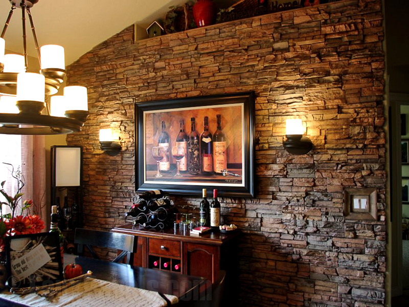 Interior Wall Decorative Brick And Stone
