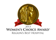 Second Consecutive Year Memorial Earns Women's Choice Award as Region's Best Hospital