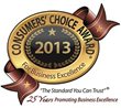 Consumers' Choice Award