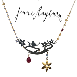 Handcrafted Vintage Inspired Jewelry by Jenne Rayburn