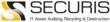 Securis Announces Franchise Territories for E-Waste Recycling and Data...