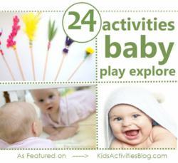 baby development of play