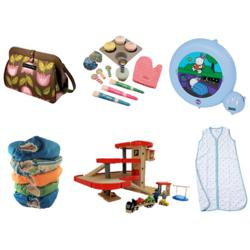 Children's resale store, Jaxinthebox.com, sells gently used discount toys and gear for less.
