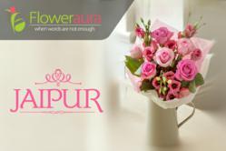 Floweraura - Florist in Jaipur for sending flowers to Jaipur