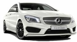 The sleek new Mercedes CLA, coming soon to Jacksons Mercedes Poole, Salisbury and Dorchester