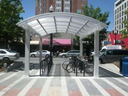 Duo-Gard New Bike Shelter Model