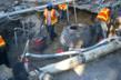 underground utility repair, pressure grouting, pipe repair, manhole repair, jetvac, sewer cleaning